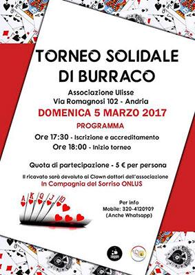 Torneo di Burraco ad Andria